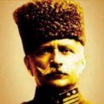 Fahreddin Paşa Aslen NERELİ , kimdir , kaç yaşında