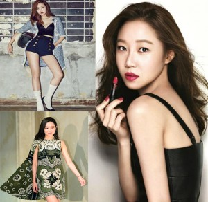 Gong Hyo Jin dizileri