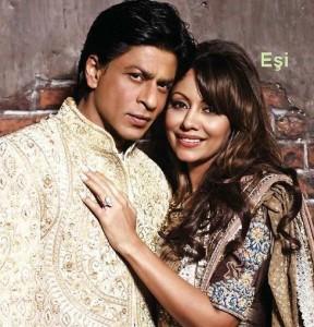 Shahrukh Khan-esi-Gauri