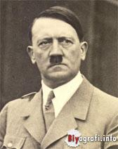 Adolf Hitler kimdir aslen nereli kaç yaşında hayatı biyografisi