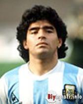 Diego Armando Maradona kimdir aslen nereli kaç yaşında hayatı biyografisi