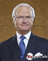 XVI. Carl Gustaf kimdir aslen nereli kaç yaşında hayatı biyografisi